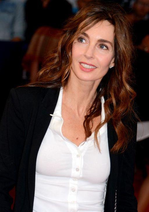 Anne Parillaud Deauville 2014