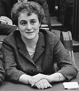Anneke Goudsmit in 1967
