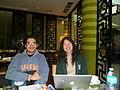 Annie Lin and Faris El-Gwely.JPG