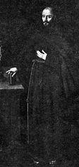 Portrait of Valeriano Magni (detail).