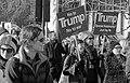 Anti Trump Womens March London Womens March January 21 2017 (9) (31633909373).jpg