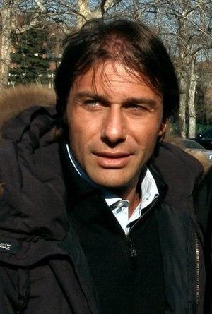 Antonio Conte - Conte in 2005