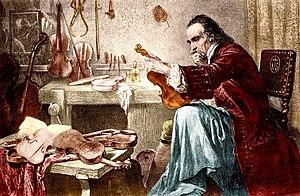Stradivari, Antonio (1644-1737)