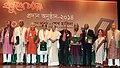 Anupam Sen with prime minister 08.jpg