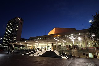 Aotea Centre Performing arts centre in Auckland, New Zealand