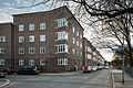 Apartment buildings Gottfried Keller Strasse List Hanover Germany 02.jpg