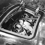 Apollo 15 crew inside the Command Module during training.jpg