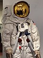 Apollo Astronaut Space Suit (Replica) - Richard M. Nixon Presidential Library & Birthplace - Yorba Linda, CA - USA (6773600938).jpg