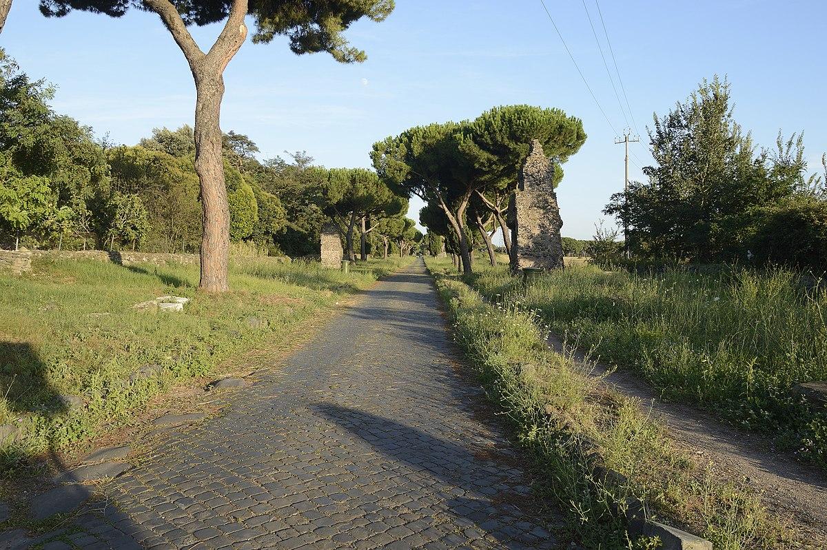 Via appia wikipedia for Cioccari arredamenti via appia