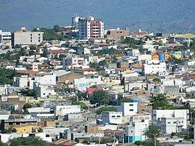 Panorama de Arcoverde