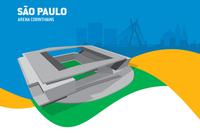 Arena Corinthians Drawing.png টেকনোলোজি নির্ভর ফুটবল বিশ্বকাপ এ অংশগ্রহনকারী দল এবং বর্তমান র্যাংক!