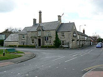 Arkell's Brewery - Image: Arkell's Brewery, Kingsdown, Swindon geograph.org.uk 753002