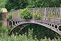Arley - footbridge over Borle Brook - geograph.org.uk - 621041.jpg