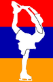 Armenia figure skater pictogram.png