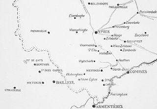 Battle of Messines (1914) 1914 battle