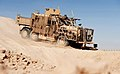Army Driver Training for New Wolfhound Vehicle at Camp Bastion, Afghanistan MOD 45151967.jpg