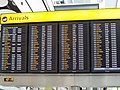 Arrivals board, Heathrow T5, April 16 2010.JPG