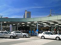 Asakadai Station North Entrance 20120910.JPG
