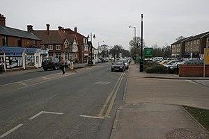 Ascot, Berkshire - Image: Ascot High Street