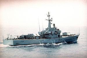 Assad-class corvette - Image: Assad Al Tadjier corvette