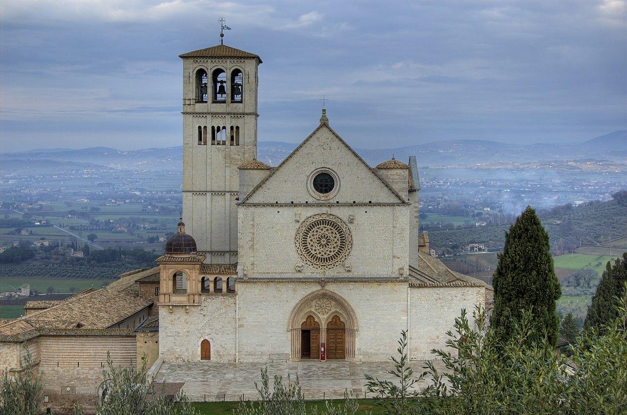Vue de la basilique