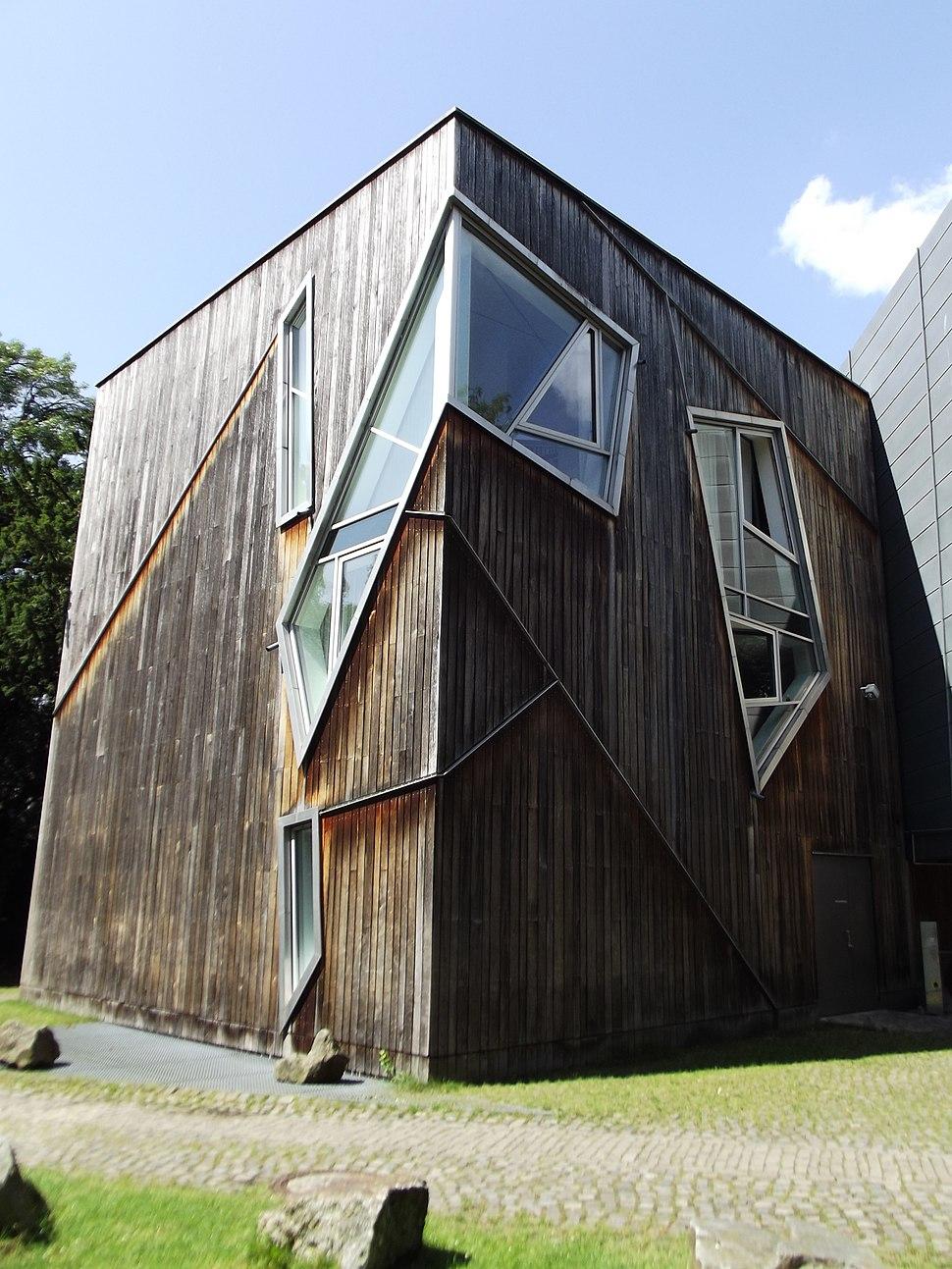 Asymmetrische Fenster