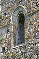 Athassel Priory St. Edmund West Façade Window 2012 09 05.jpg