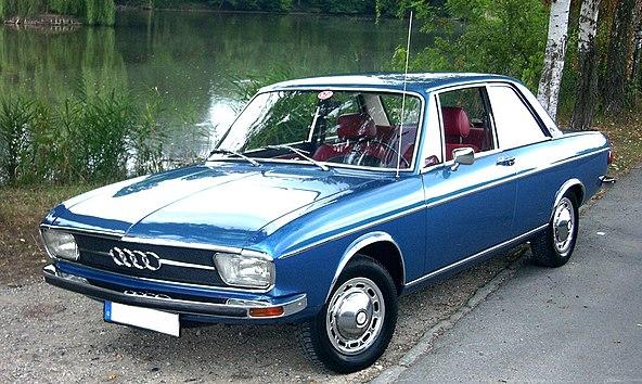 Audi 100 Ls 1976 - Cars Audi