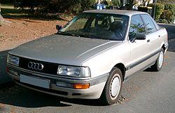 Audi 90 (1987–1991)
