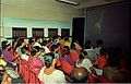 Audiovisual Show - Dinosaurs Alive Exhibition - Science City - Calcutta 1995-June-July 555.JPG