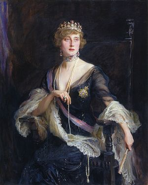 Augusta Victoria of Hohenzollern - Image: Augusta Victoria of Hohenzollern Sigmaringen, titular queen of Portugal