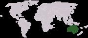 Localización de Australia