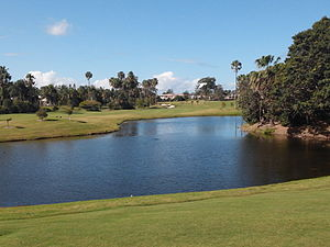 Hope Island, Queensland - The Palms Golf Course, 2013