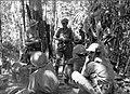 Australian 3rd Infantry Battalion orders group September 1942 Menari (AWM image 027010).JPG