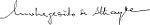 Austregesilo de Ataíde assinatura