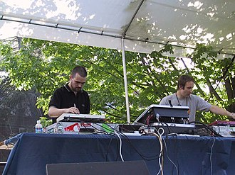 Intelligent dance music - Autechre, notable electronic music act associated with IDM.