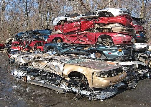 Auto scrapyard 1