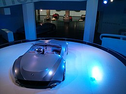 Automobiles in the BMW-Museum (8972861334).jpg