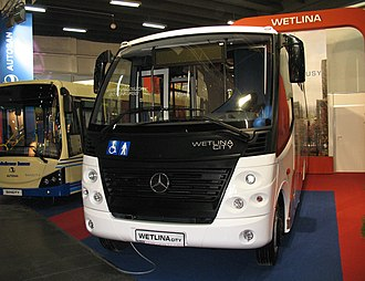 Autosan - Autosan A8V Wetlina City (Osprey) in Kielce, Poland