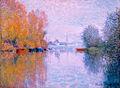 Autumn on the Seine, Argenteuil by Claude Monet, High Museum of Art.jpg