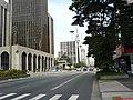 Av Paulista no dia de Sabado - Sao Paulo SP - panoramio.jpg
