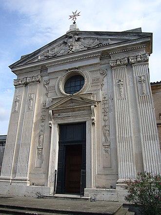 Villa del Priorato di Malta - Santa Maria del Priorato, by Giovanni Battista Piranesi