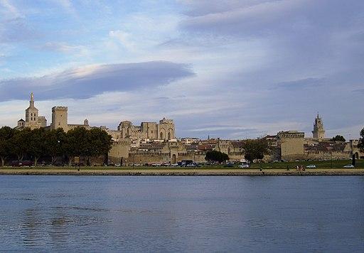 Avignon sans pont