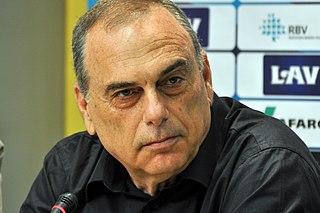 Avram Grant Israeli association football manager