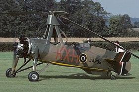 Image illustrative de l'article Avro 671 Rota