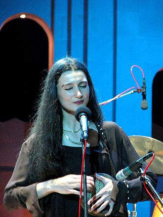 Baku International Jazz Festival - Image: Aziza Baku Jazz 2007
