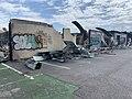 Bâtiment du Let Fitness (Beynost, France) en mai 2019 après incendie - 00014.jpg