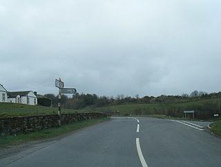 Aikshaw A hamlet in Cumbria, England