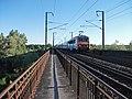 BB 26052 franchissant le viaduc d'Abrest 2014-07-15.JPG