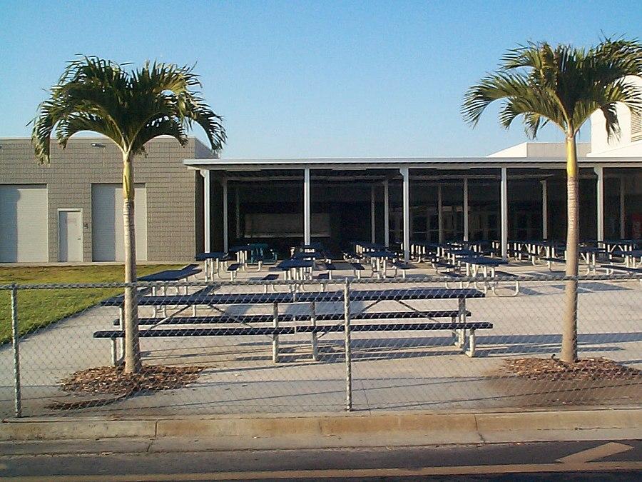 Barron G. Collier High School